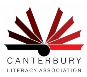 Canterbury Literacy Association logo